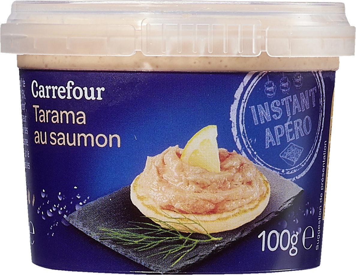 Tarama au saumon - Produit - fr