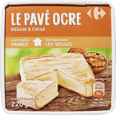 Le Pavé Ocre - Product - fr