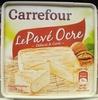 Le Pavé Ocre (27 % MG) - Produit
