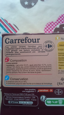 Crème caramel - 3