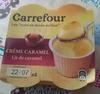 Crème caramel Lit de caramel - Produit