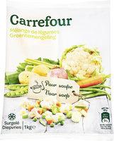 Mélange de légumes pour soupe - Product - fr