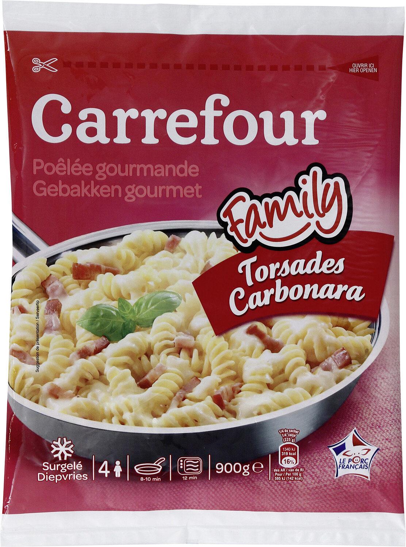 Torsades Carbonara - Producto - fr
