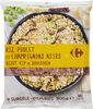 Riz, poulet et champignons noirs - Prodotto