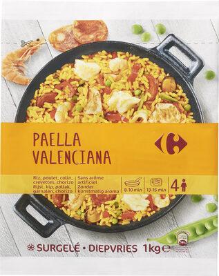 Paella Valenciana - Prodotto - fr