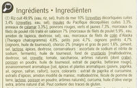 Paella Valenciana - Ingrédients - fr