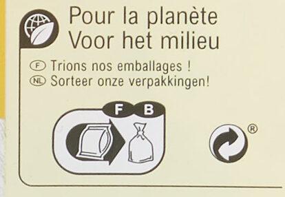 Paella Valenciana - Instruction de recyclage et/ou informations d'emballage - fr