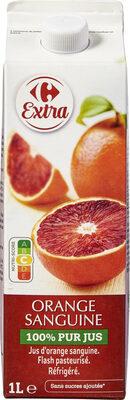 Jus d'orange sanguine - Prodotto - fr