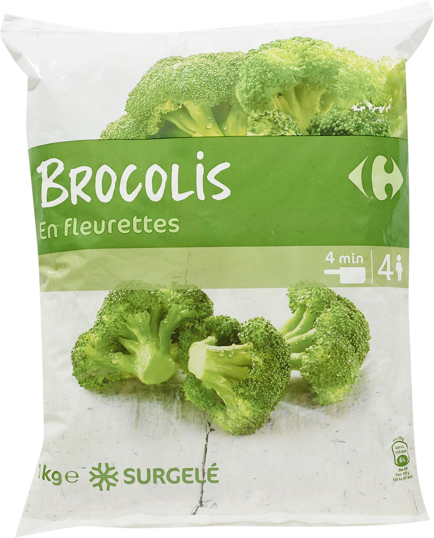 Brocolis En fleurettes - Produit - fr