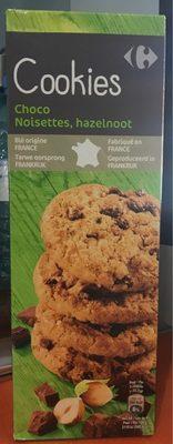 Cookies Choco Noisettes - Prodotto