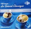 Café Décaféiné moulu Le Grand Classique - Product