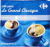 Café Décaféiné moulu Le Grand Classique - Prodotto