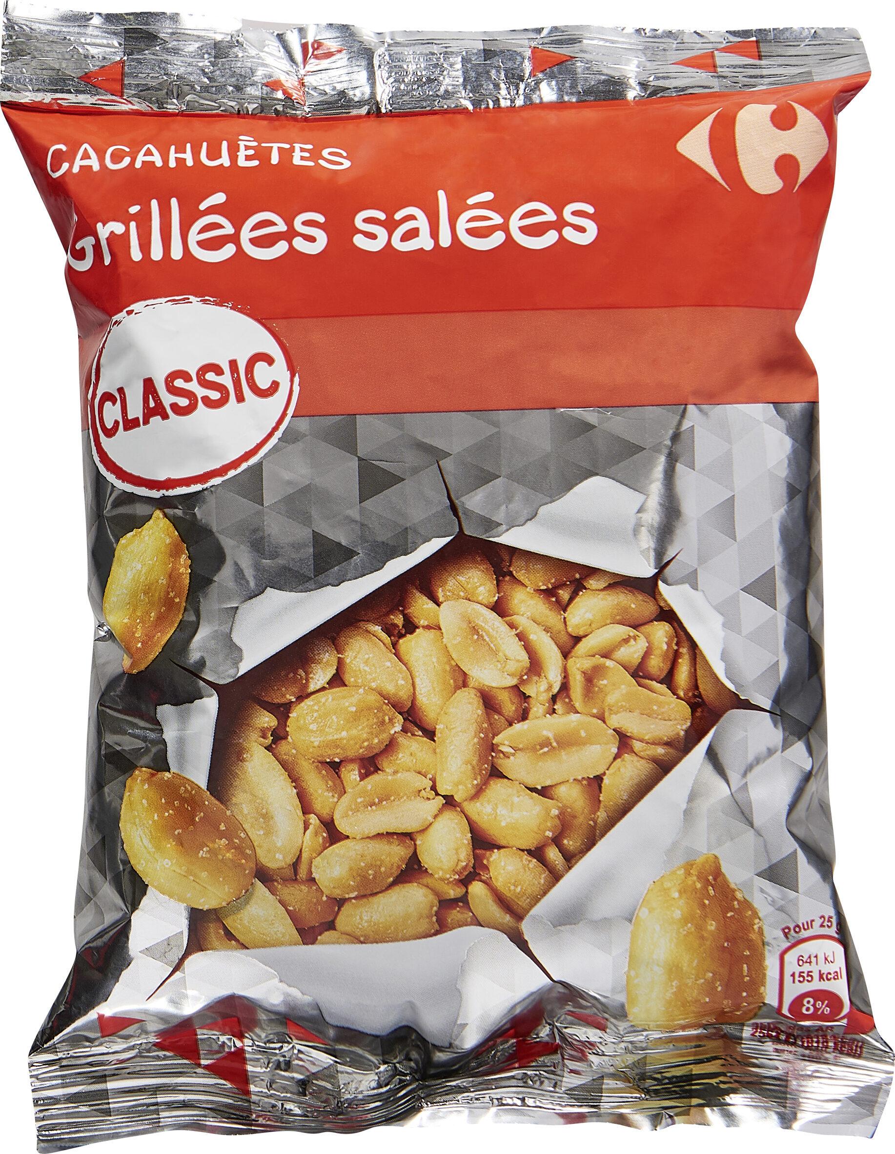 Cacahuètes Grillées Salées - Product - fr