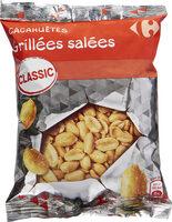 Cacahuètes Grillées Salées - Produit - fr