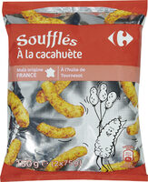 Soufflés à la cacahuète - Produit - fr