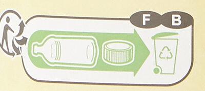 Huile d' arachide - Istruzioni per il riciclaggio e/o informazioni sull'imballaggio - fr