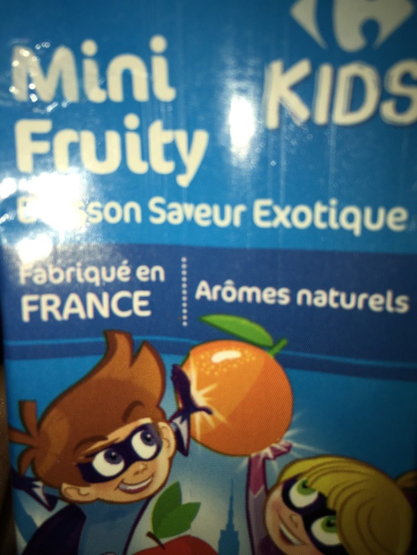 Mini fruity kids - Product