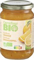 Confiture d'oranges au sucre de canne - Produit - fr