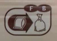 Spaghetti - Instruction de recyclage et/ou informations d'emballage - fr
