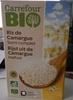 Riz de Camargue semi complet - Produit