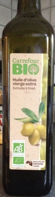 Huile d'olive vierge bio - Prodotto - fr