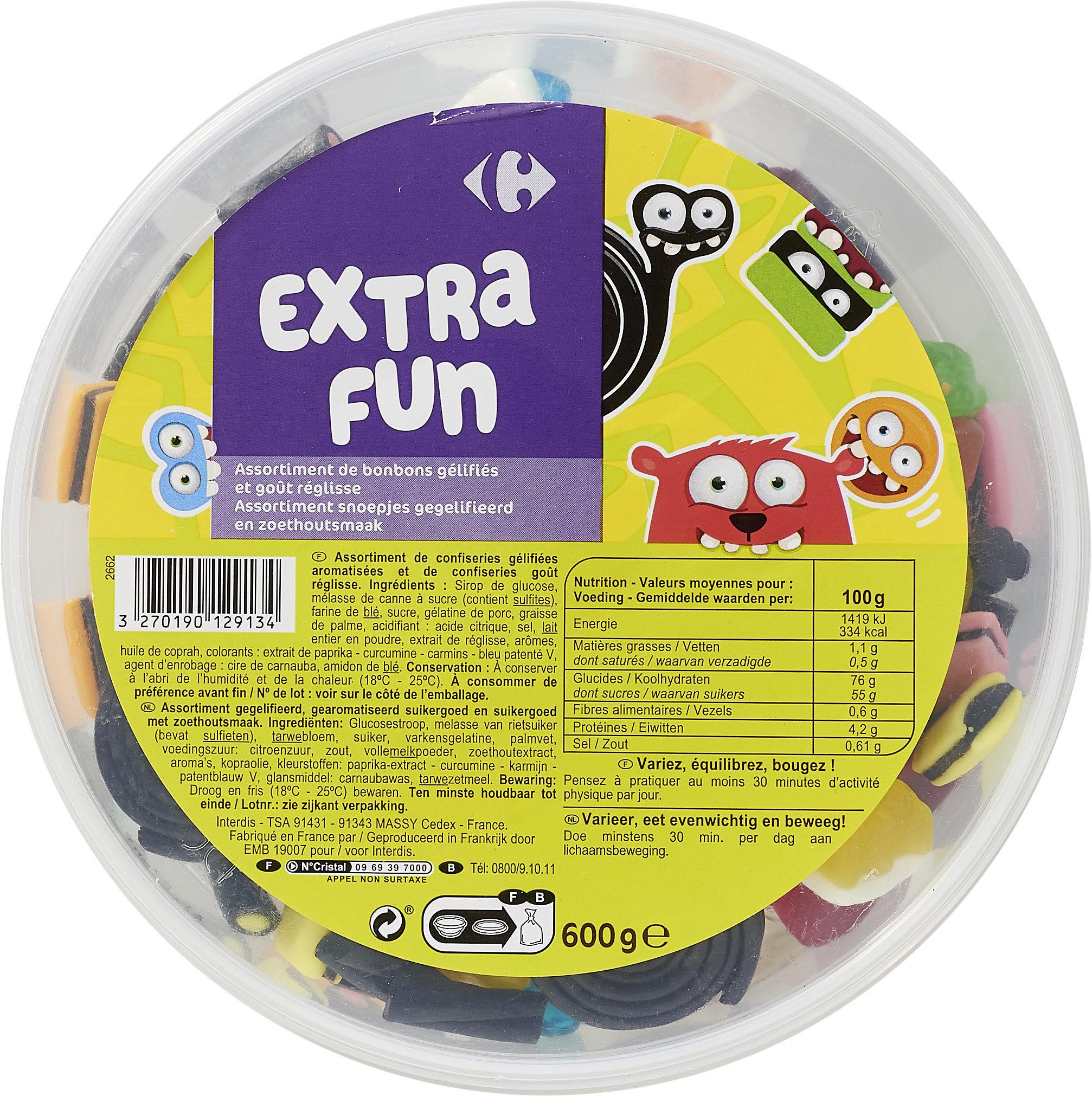 Extra fun - Product