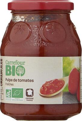 Pulpe de tomates Fraîches - Product - fr