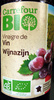 Vinaigre de vin Bio Carrefour - Produit