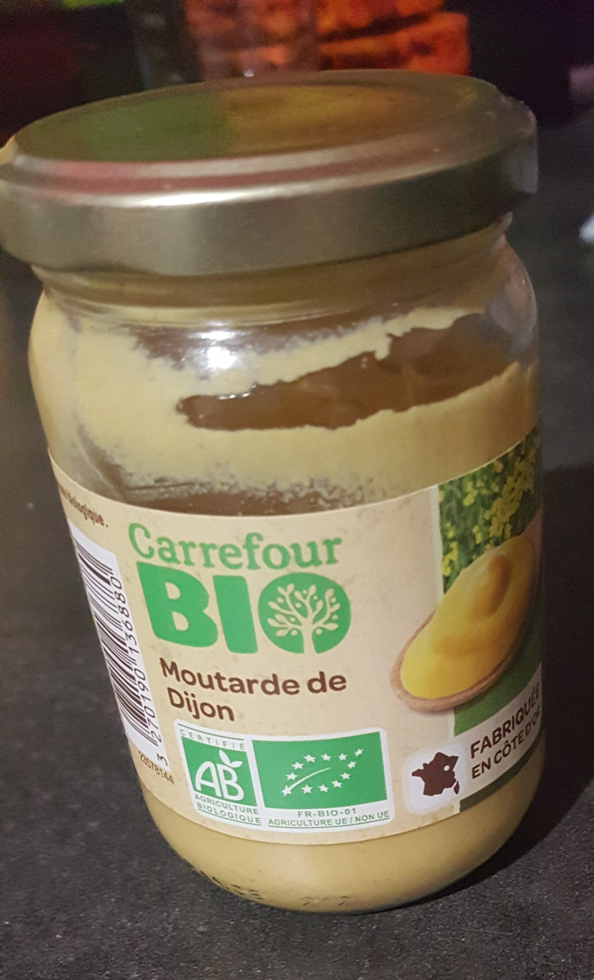 Moutarde de Dijon - Product - fr