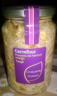 Pousses de haricot Mungo - Produit - fr