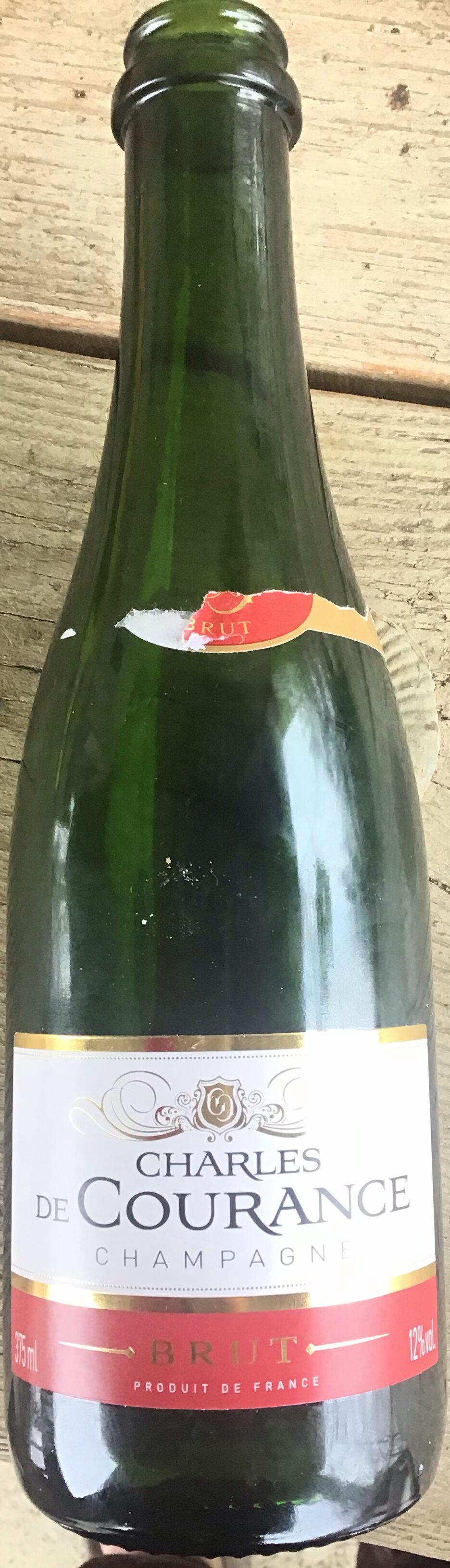 Champagne brut - Product - fr