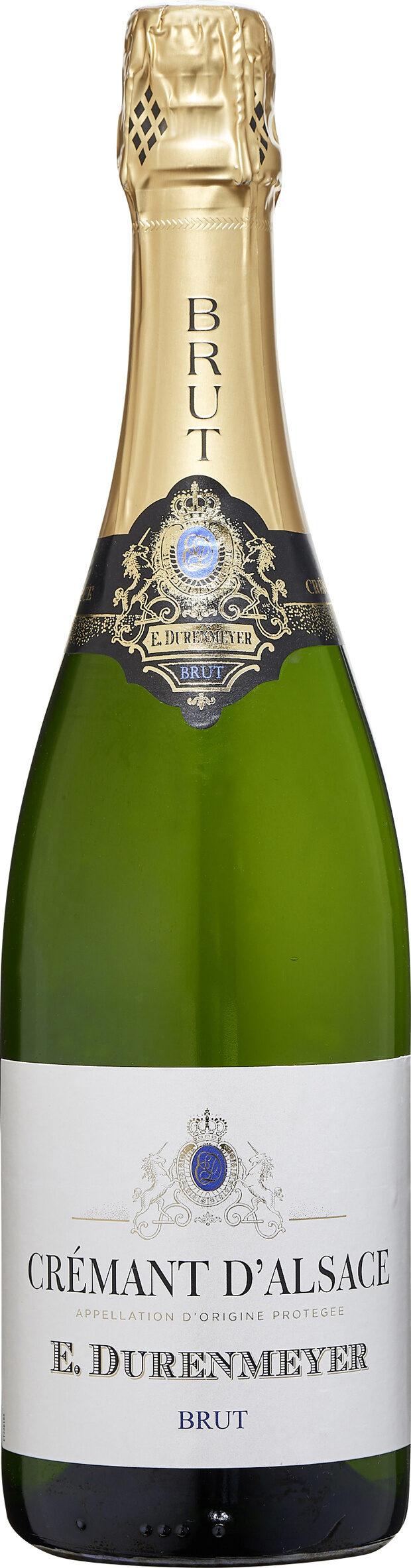 Crémant d'Alsace Brut - Produit - fr