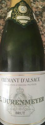Crémant d'Alsace Brut - Product - fr