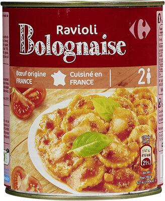 Ravioli à la Bolognaise - Product - fr