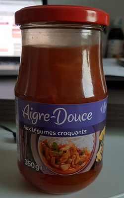 Aigre douce - Product
