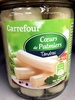 Coeurs de palmier tendres Carrefour - Product