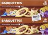 Barquettes Chocolat Noisette - Product