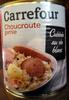 Choucroute garnie Pur Porc - Produit