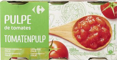 Pulpe de tomates - Produkt