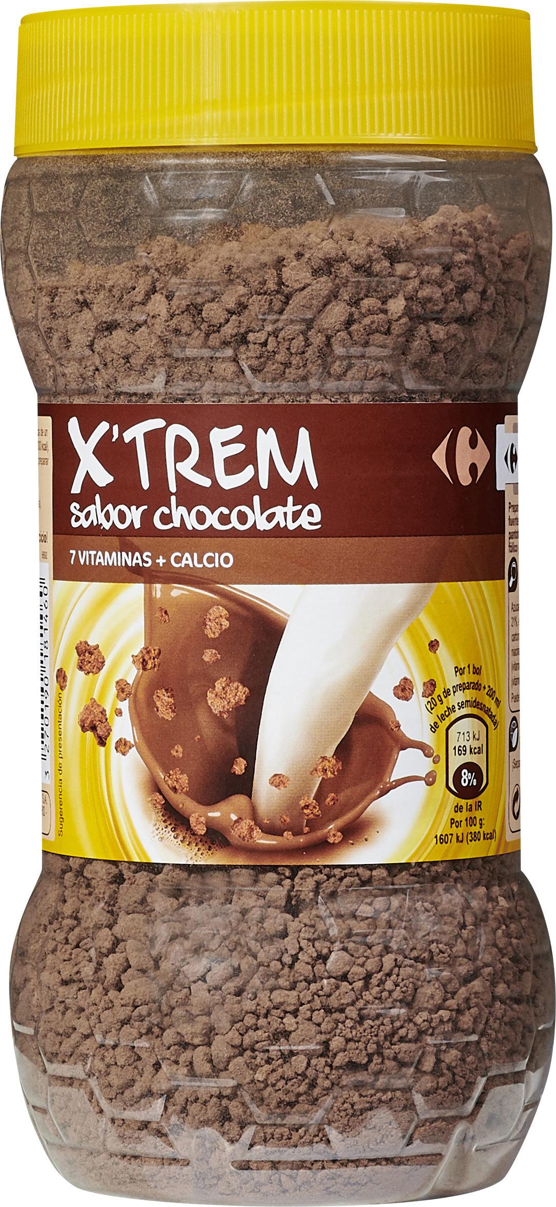 Préparation pour boisson instantanée Goût Choco - Product - fr