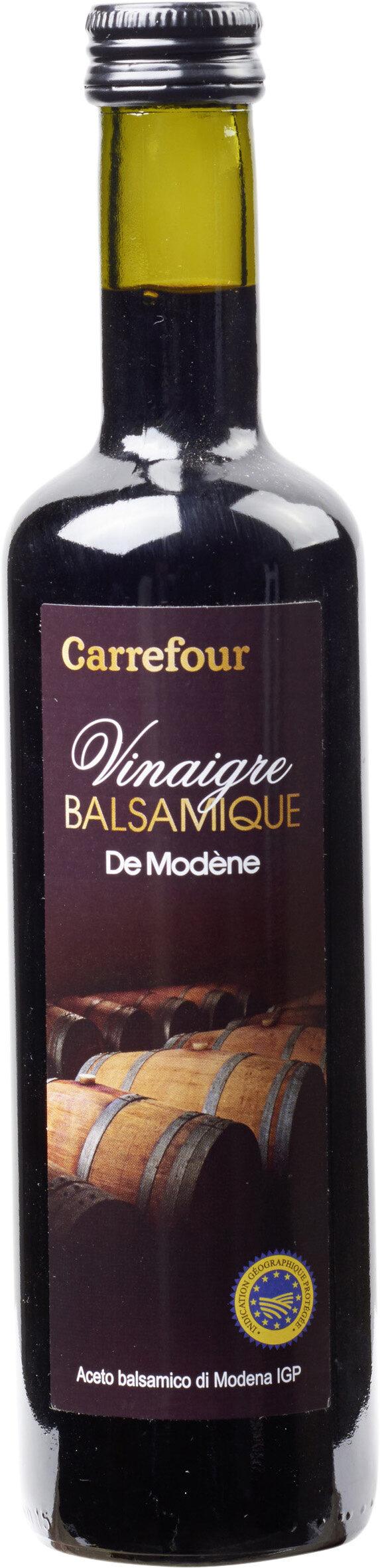 Vinaigre balsamique de Modène - Produit - fr