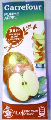 Pomme, 100 % Pur Fruit Pressé - Product