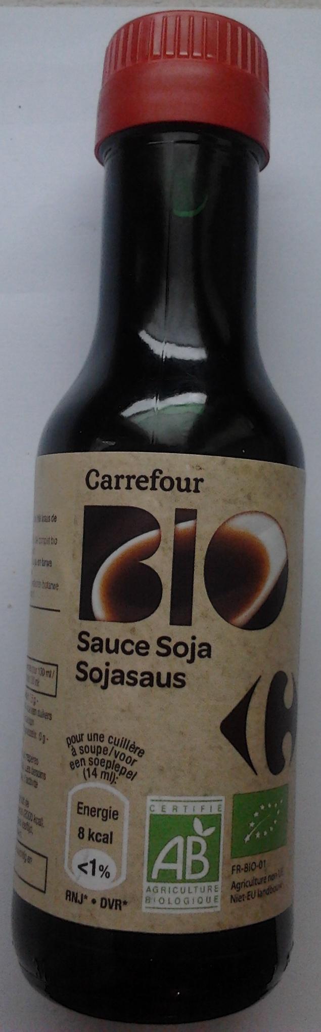 Sauce au soja - Produit - fr