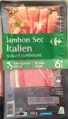 Jambon sec Italien - Product