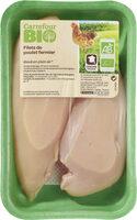 Filets de poulet fermier - Produit - fr