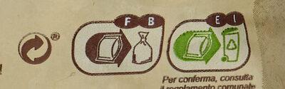 Haricots verts - Istruzioni per il riciclaggio e/o informazioni sull'imballaggio - fr