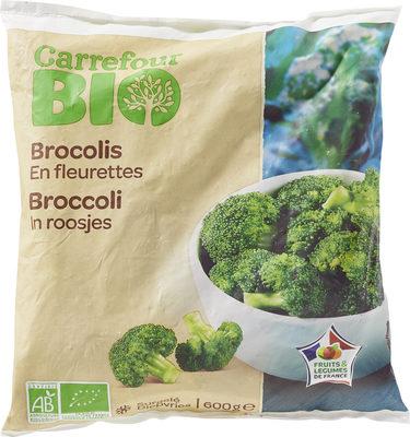 Brocolis En fleurettes - Produit