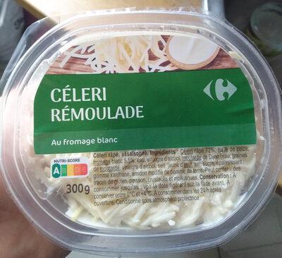 Céleri rémoulade au fromage blanc - Produit - fr
