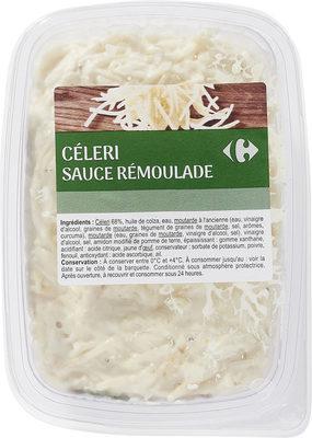 Céleri sauce rémoulade - Produit - fr