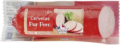 Cervelas Pur Porc - Product - fr
